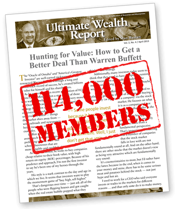 Ultimate Wealth Report